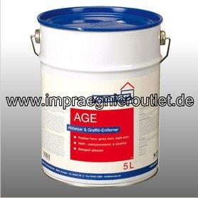 AGE Alkalifreier Abbeizer. Entfernt Graffitis und Farben (25 Liter)