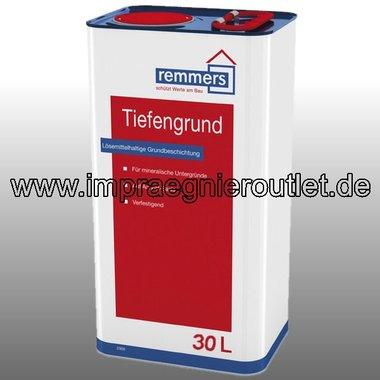 Tiefengrund (30 Liter)