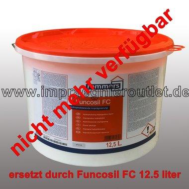 Funcosil FC Fassadencreme - 40% Wirkstoffgehalt (15 liter)